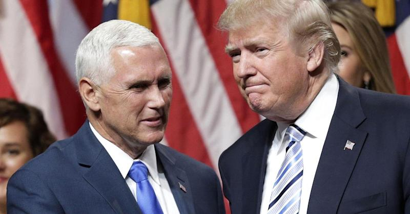 Mike Pence just destroyed Trump's chances of winning over Bernie Sanders voters