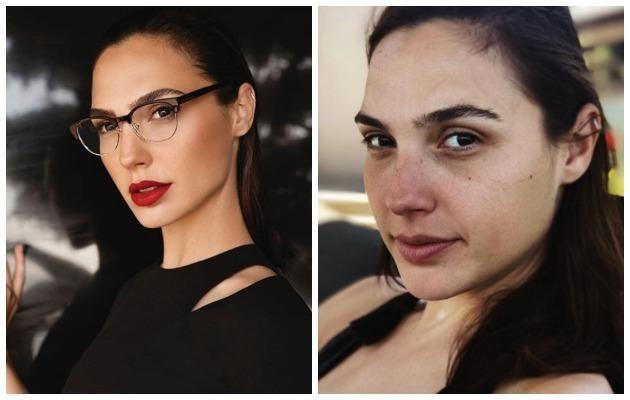 Gal Gadot has proven that even Wonder woman doesn't need to look perfect all the time. Source: Instagram / Gal_Gadot