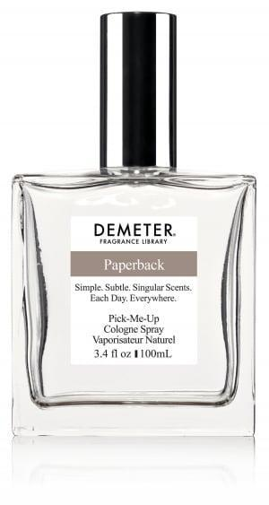 <p>With notes of violet and potpourri, <span>Demeter Paperback</span> ($4-$34) tastefully harnesses the comforting scent of a visit to your favorite bookstore or library. You can purchase the scent in a variety of forms, including perfume, body lotion, shower gel, and diffuser oil.</p>
