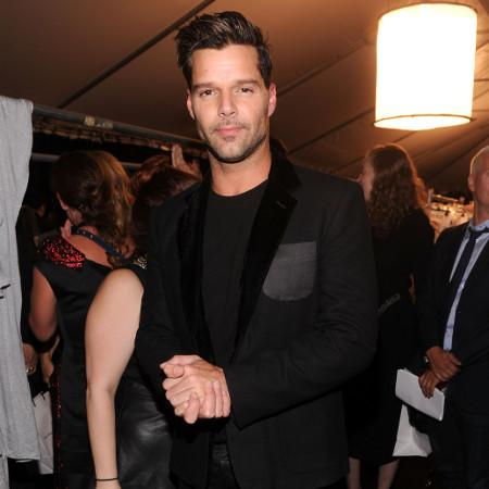 Ricky Martin: Fatherhood altered me