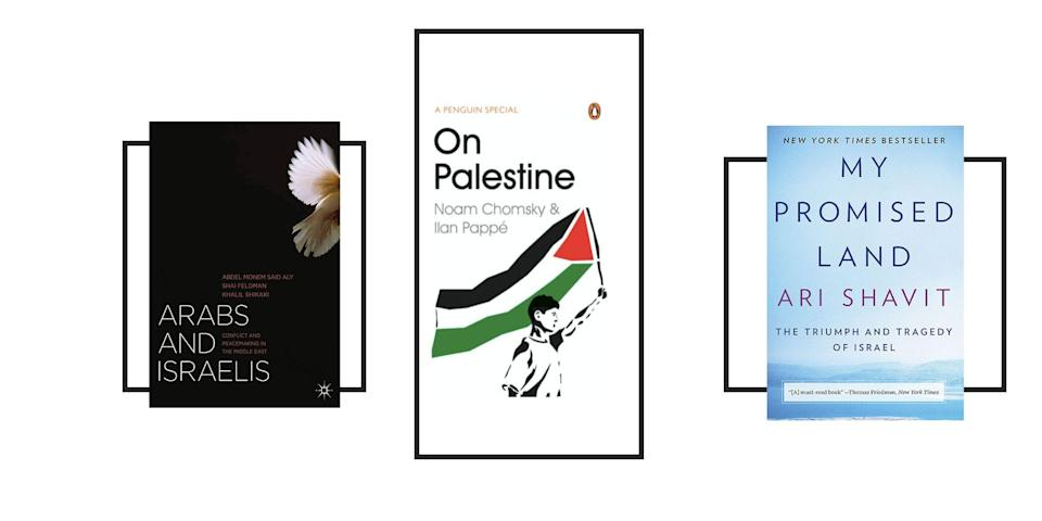 <p>It is impossible to escape news of the tragic and escalating violence in Gaza right now. But how much do you know about the long-standing conflict between Israel and Palestine? Go beyond your Instagram feed and delve into these insightful tomes for necessary background reading on the complex, devastating and ever-evolving situation. </p>