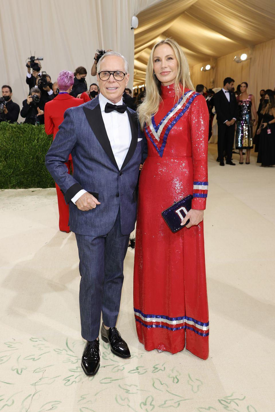 <p>in Tommy Hilfiger</p>