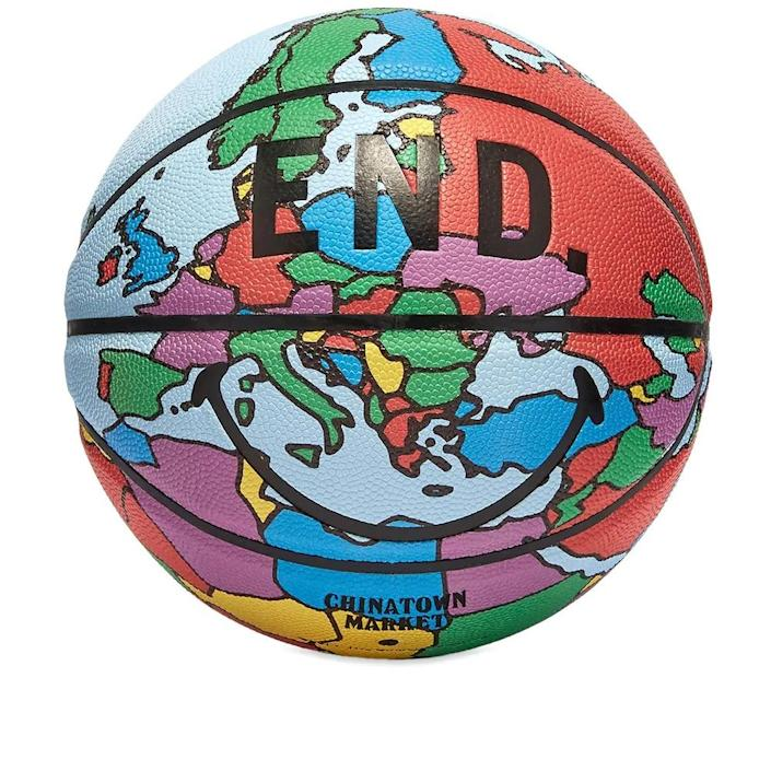 END. X CHINATOWN MARKET GLOBE BASKETBALL, best gifts for brother