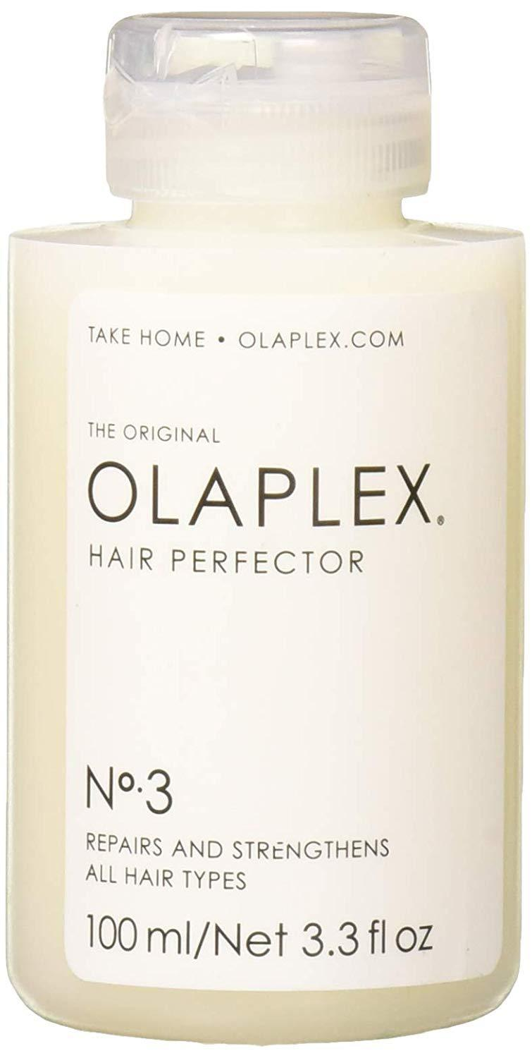 """<h3>Olaplex No.3 Repairing Treatment</h3><br><br>You might have spotted the stuff at your colorist's counter (it's a popular in-salon mix-in that helps minimize the damage from bleaching hair), but you can keep the good going by stocking up on Olaplex's Repairing treatment post-color service.<br><br><strong>Olaplex</strong> Hair Perfector No 3 Repairing Treatment, $, available at <a href=""""https://amzn.to/3lo3URy"""" rel=""""nofollow noopener"""" target=""""_blank"""" data-ylk=""""slk:Amazon"""" class=""""link rapid-noclick-resp"""">Amazon</a>"""