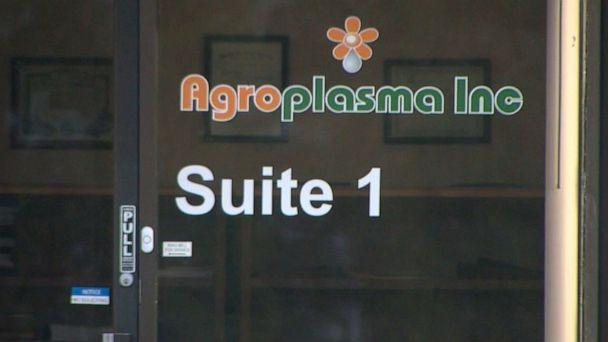PHOTO: Agroplasma CEO and President Hans Berglund was ousted from the company he founded amid accusations of racism and verbal assault. (KNXV)