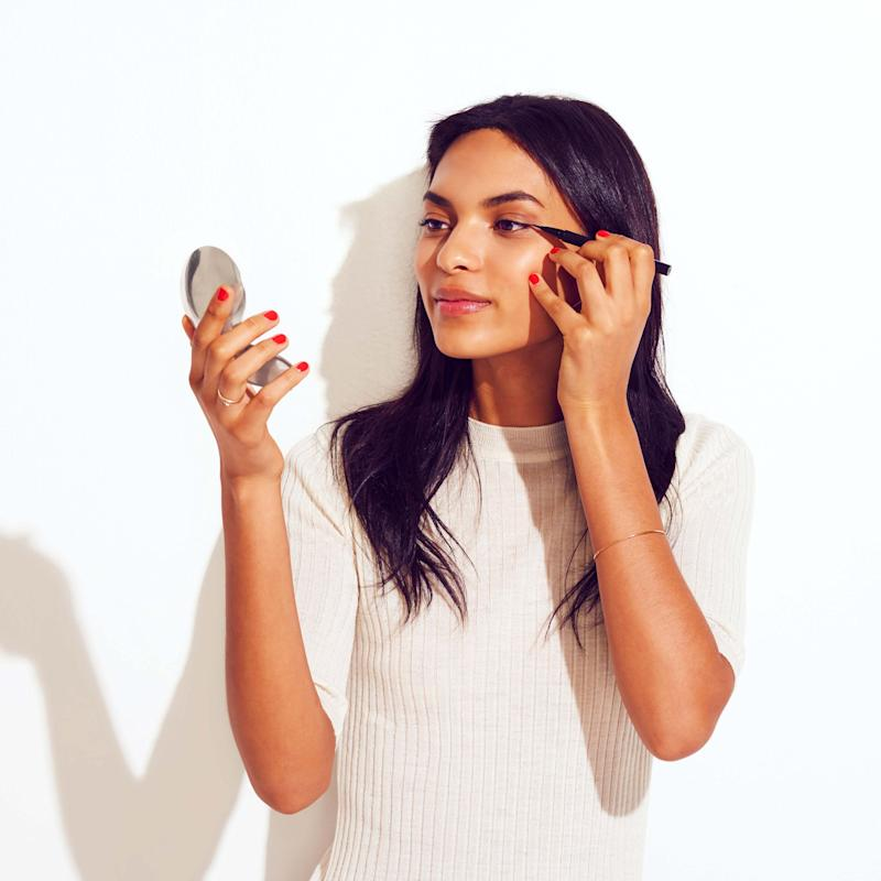 All You Need to Finally Master a Flawless Cat Eye Is Your Tweezer