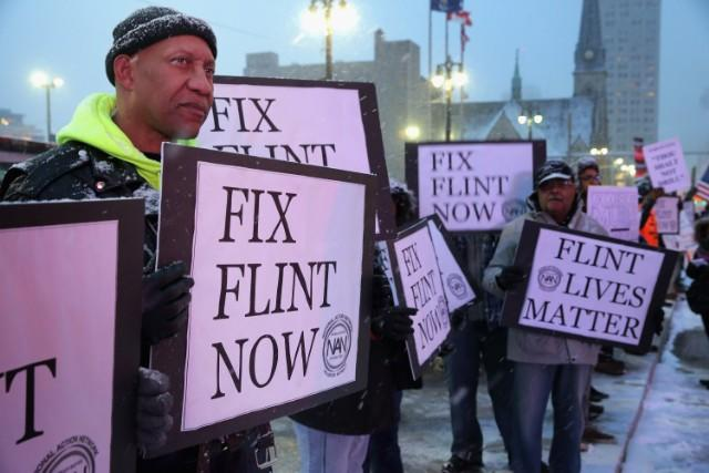 Flint, Michigan To Replace 18,000 Contaminated Pipes In Next Three Years