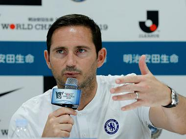 Premier League: Chelsea boss Frank Lampard eager to take first points of managerial career for 'Blues' against Leicester City