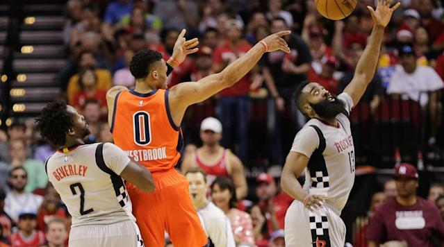 Harden, Westbrook make history in one negative category: turnovers