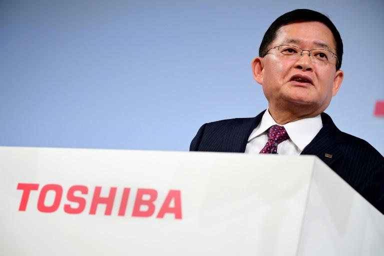 Japan's Toshiba slashes 7,000 jobs