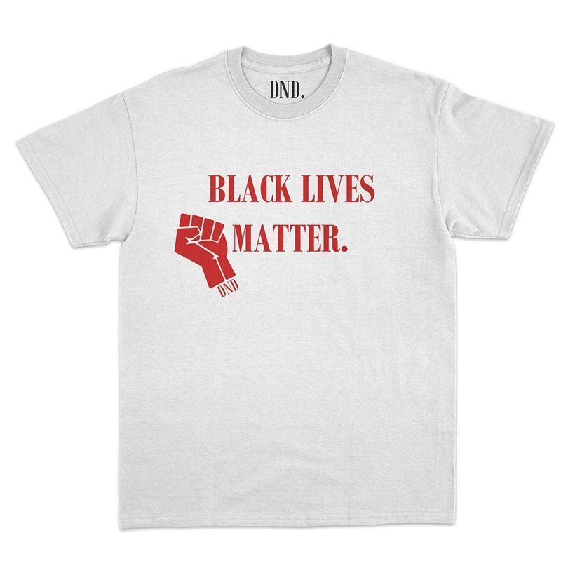 """<p><strong>Do Not Disturb</strong></p><p>shopdonotdisturb.com</p><p><strong>$39.99</strong></p><p><a href=""""https://www.shopdonotdisturb.com/product/black-lives-matter-worldwide-t-shirt-all-colors-options"""" rel=""""nofollow noopener"""" target=""""_blank"""" data-ylk=""""slk:Buy"""" class=""""link rapid-noclick-resp"""">Buy</a></p><p><strong>Donating to</strong>: various organizations</p>"""