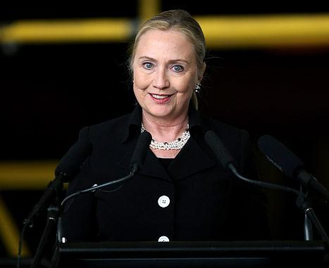 Hillary Clinton Recovering at Home After Fainting, Suffering a Concussion
