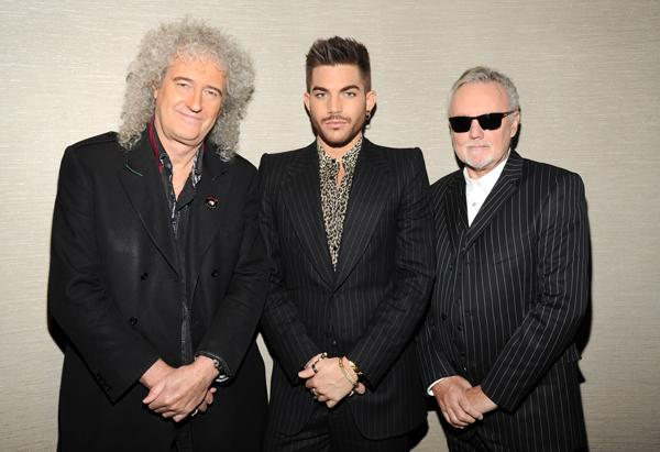 Adam Lambert Admits He Discovered Queen Through 'Wayne's World'