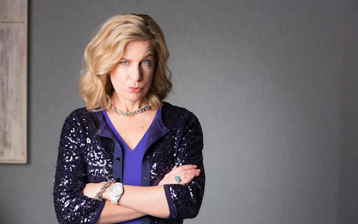 Personalities such as Katie Hopkins accrued millions of followers for their controversial opinions - Andrew Crowley for The Telegraph