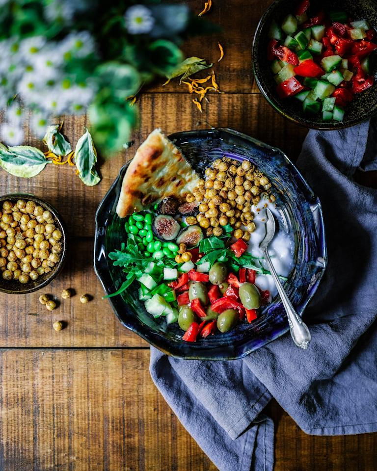 """<p>Seriously, loads! Before embarking on the challenge, I never knew I couldn't eat honey (the bees!), many wines and beers (Veganuary + <a href=""""https://www.popsugar.com/fitness/Dry-January-Tips-45637773"""" class=""""ga-track"""" data-ga-category=""""Related"""" data-ga-label=""""https://www.popsugar.com/fitness/Dry-January-Tips-45637773"""" data-ga-action=""""In-Line Links"""">Dry January</a> = boring January), and most <a href=""""https://www.popsugar.com/food/Indian-Chicken-Recipes-41008520"""" class=""""ga-track"""" data-ga-category=""""Related"""" data-ga-label=""""https://www.popsugar.com/food/Indian-Chicken-Recipes-41008520"""" data-ga-action=""""In-Line Links"""">Indian curries</a> (which are full of butter). Yep, I was shocked, too.</p>"""