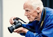 <p>New York Times fashion photographer Bill Cunningham died on June 25, 2016 at 87 after previously suffering a stroke. Photo from Getty Images </p>