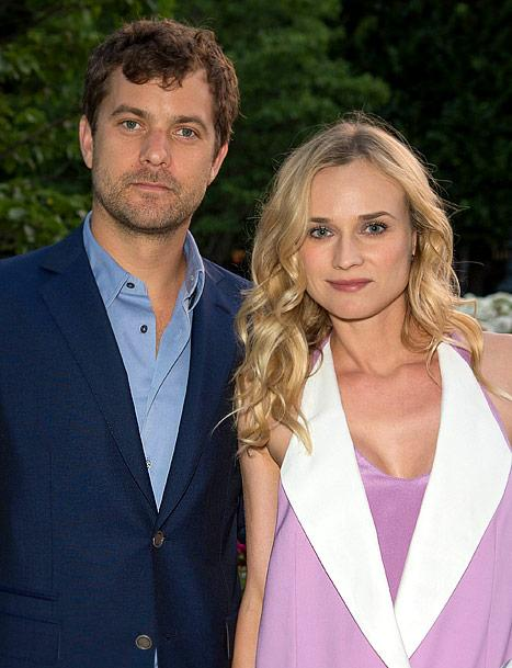 "Joshua Jackson on Diane Kruger: ""Our First Date Was a Miserable One"""