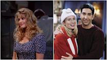 "<p>For just one episode, Carol was played by Anita Barone—and her scene was pretty important considering Ross found out he was going to be a dad during it. Anita ended up opting out of the series to pursue more full-time acting jobs (RIP, <em><a href=""https://www.cosmopolitan.com/entertainment/tv/g13098604/friends-tv-show-facts-trivia/"" rel=""nofollow noopener"" target=""_blank"" data-ylk=""slk:Friends"" class=""link rapid-noclick-resp"">Friends</a></em> residual checks) and the show cast Jane Sibbett.</p>"