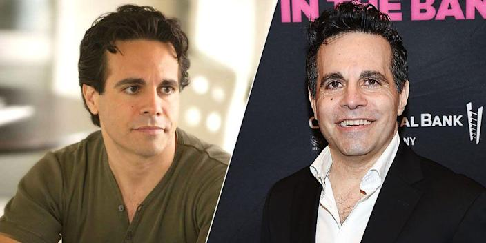 """<p>Since his <em>Sex and the City</em> days, Mario has continued his stand-up career and appeared on game shows like <em>Match Game </em>and <em>The $100,000 Pyramid</em>. In 2017, he portrayed Anthony Scaramucci for Comedy Central's <em>The President Show</em> and even surprised the real Scaramucci on an <a href=""""http://abc.go.com/shows/the-view/video/vdka4072288"""" rel=""""nofollow noopener"""" target=""""_blank"""" data-ylk=""""slk:episode"""" class=""""link rapid-noclick-resp"""">episode</a> of <em>The View</em>. </p>"""