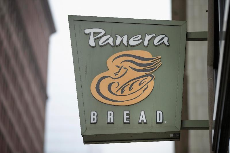In October 2013, defendants in the DOJ case made about $1 million after accessing early a Panera Bread press release that slashed its earnings forecast (AFP Photo/Scott Olson)