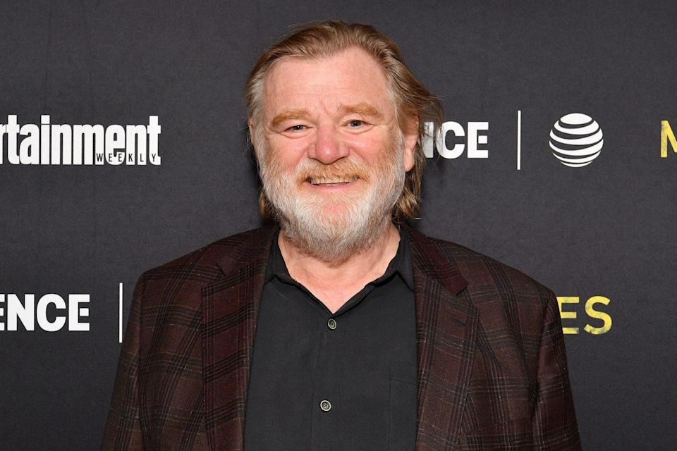 "<p>Brendan Gleeson is probably best known to American audiences (okay, make that to movie watchers in general) as Professor Alastor ""Mad Eye"" Moody in the <em>Harry Potter</em> franchise. In <em>The Comey Rule</em>, the Irish actor tackles the task of bringing Donald Trump to the screen. How many hours do you think he had to spend in the spray tan machine? </p>"