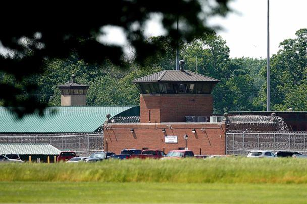 PHOTO: The Federal Corrections Complex, from where John Walker Lindh, known as the 'American Taliban' will leave tomorrow, is seen in Terre Haute, Indiana, May 22, 2019. (Bryan Woolston/Reuters)