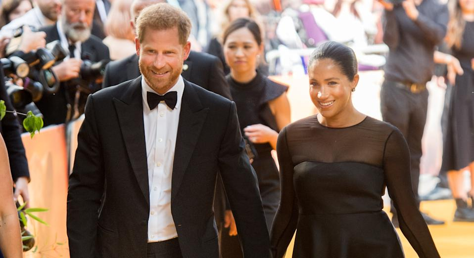 Meghan Markle has sent Prince Harry birthday wishes in a sweet Instagram message [Image: Getty]