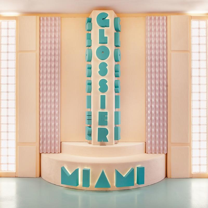 Forget neon signs. Miami Vice–style text-based artwork is what you need in your space.