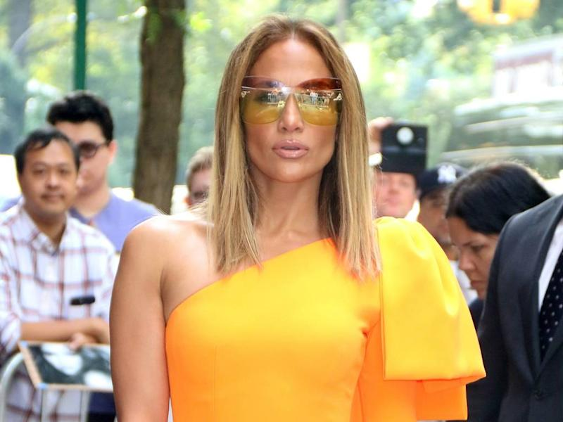 Jennifer Lopez's son will walk her down the aisle at Alex Rodriguez wedding