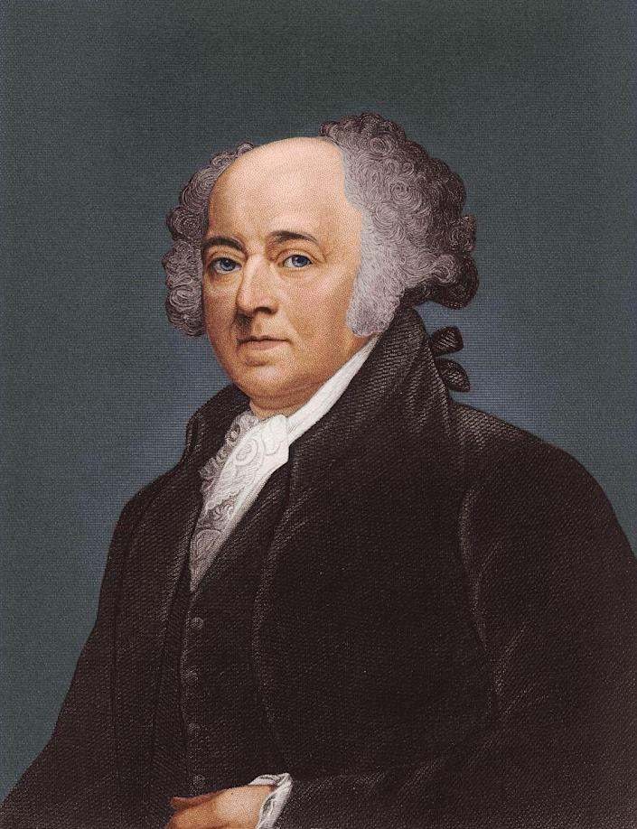 """<p><a href=""""https://www.bhg.com/holidays/july-4th/traditions/fourth-of-july-trivia/"""" rel=""""nofollow noopener"""" target=""""_blank"""" data-ylk=""""slk:John Adams discussed his vision of the 4th of July"""" class=""""link rapid-noclick-resp"""">John Adams discussed his vision of the 4th of July</a> and may have predicted a major feature of the holiday today (fireworks), writing that the day would be marked 'with illuminations from one end of this continent to the other from this time forward, forevermore.'</p><p>It's possible he may have been speaking metaphorically, but in any case, the tradition seems to have stuck. </p>"""