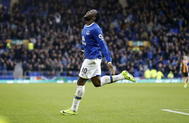 Romelu Lukaku scored 68 goals for Everton in the Premier League during his two spells at the club