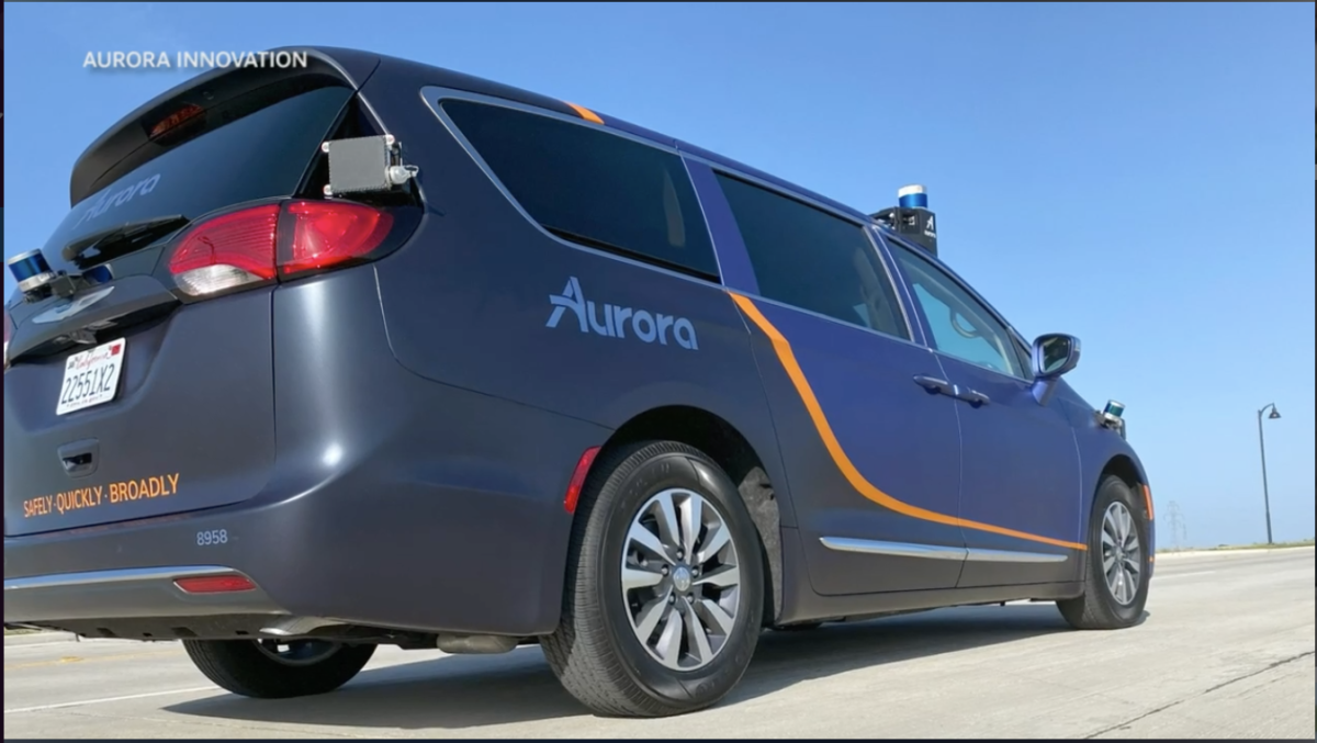 Picture - Aurora partners with Fedex for test driverless vehicles
