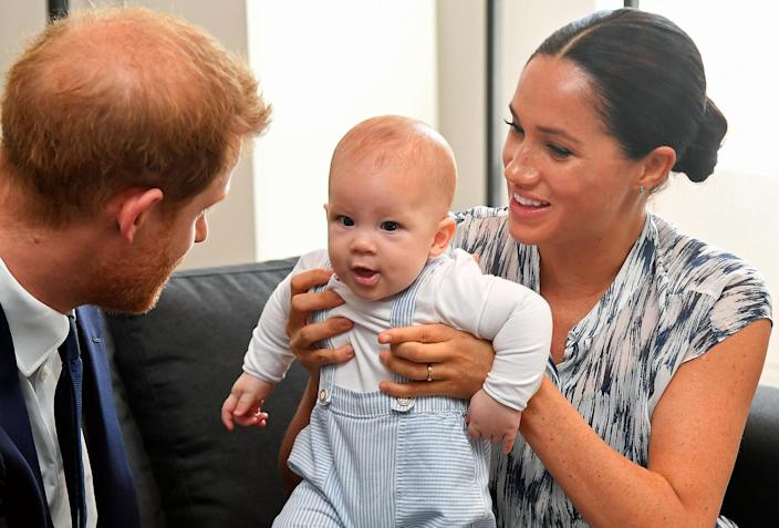 Image: The Duke and Duchess of Sussex Visit South Africa (Getty Images)