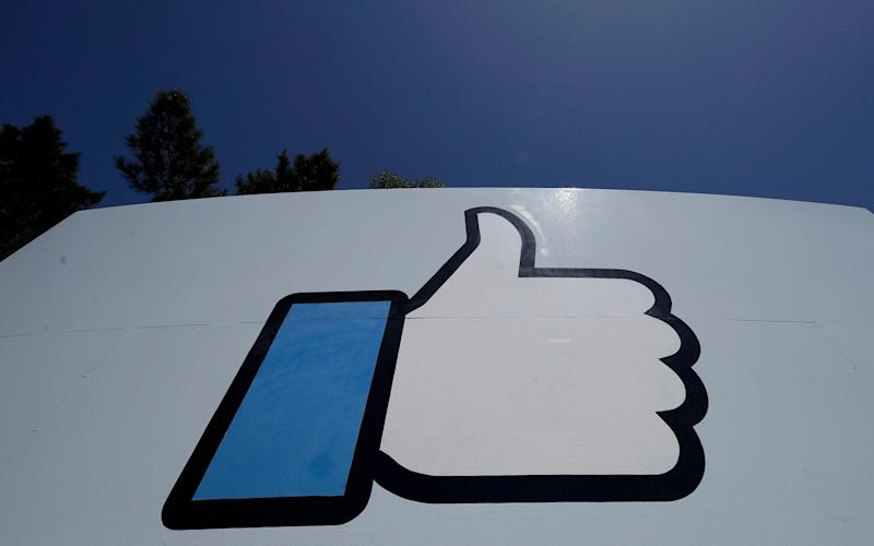 Facebook has come under fire from the Philippine government - Jeff Chiu/AP