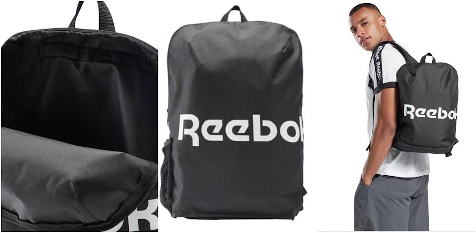 Unisex Reebok Training Active Core Backpack