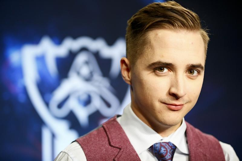 Krepo is a Riot Games caster who can now accept donations and Twitch subscriptions. (Lol Esports)