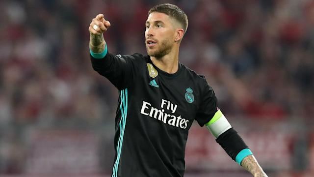 """Real Madrid are ready to prove they are still the """"kings of Europe"""" when they meet Liverpool in Kiev, according to captain Sergio Ramos."""