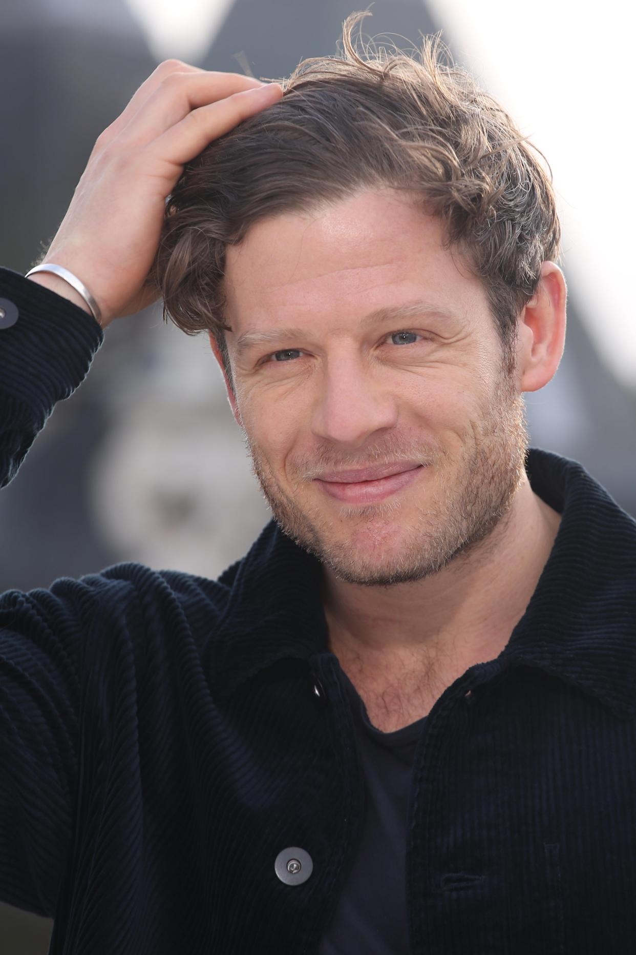 James Norton attending the Little Women photocall held at the Corinthia, London.