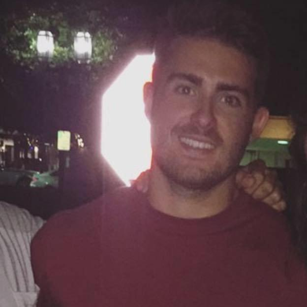 FSU student Andrew Coffey, 20, was pledging with Pi Kappa Phi fraternity when he was found unresponsive on Friday. (Facebook)
