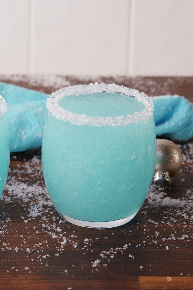 """<p>Cheers to Jack Frost!</p><p>Get the recipe from <a href=""""https://www.delish.com/cooking/recipe-ideas/recipes/a56849/drunk-jack-frosties-recipe/"""" rel=""""nofollow noopener"""" target=""""_blank"""" data-ylk=""""slk:Delish"""" class=""""link rapid-noclick-resp"""">Delish</a>. </p>"""