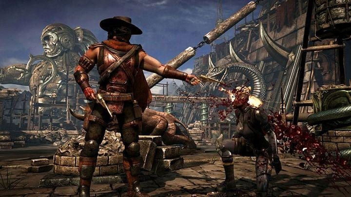 Mortal Kombat X's Erron Black, alt costumes and more