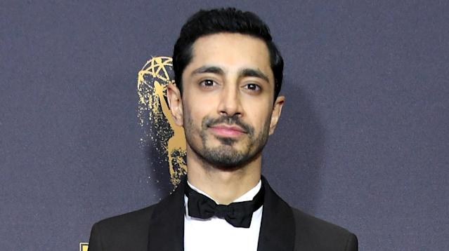 "We bet Riz Ahmed will always remember ""The Night Of"" his first Emmy win."
