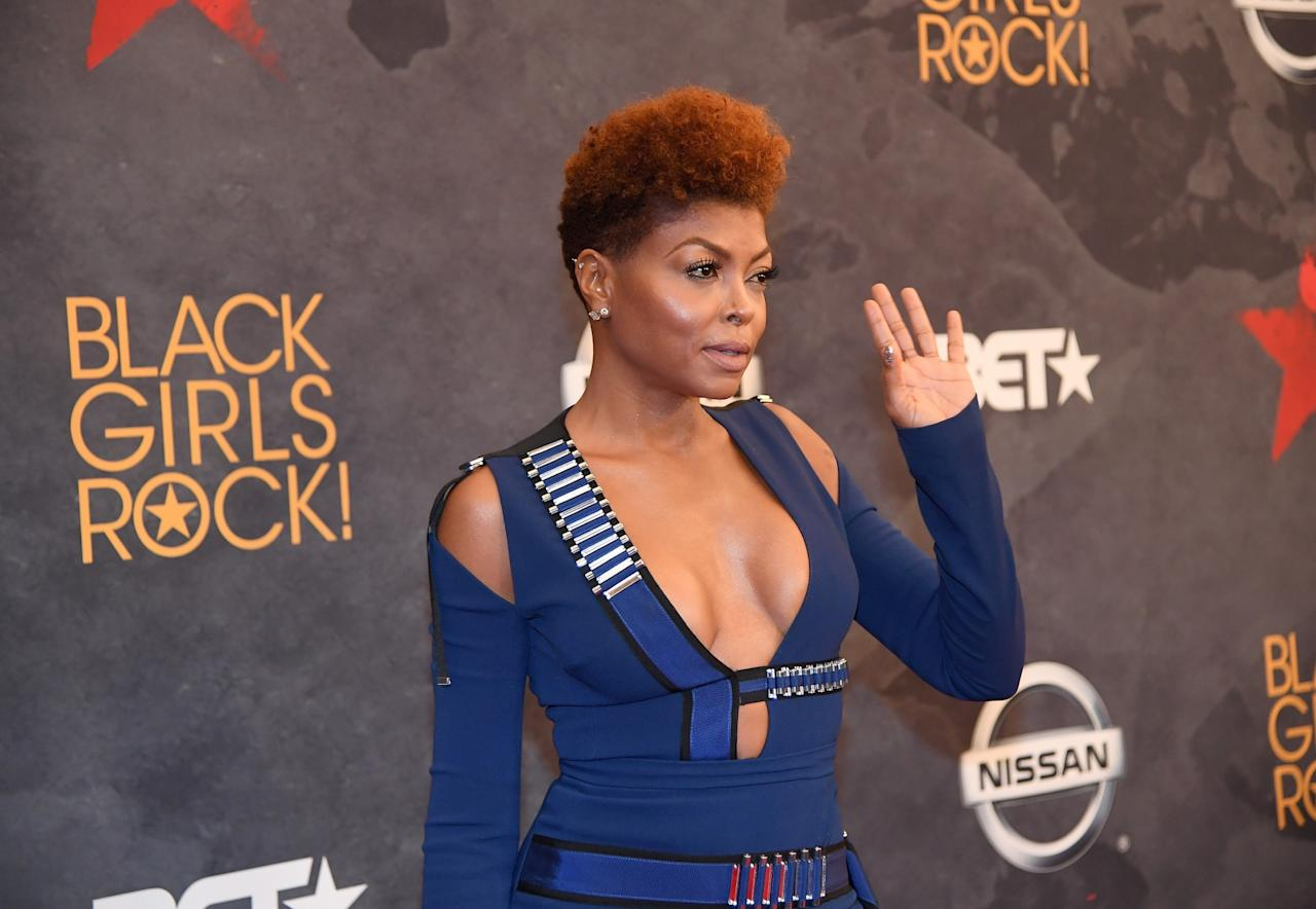 The 2017 Black Girls Rock Red Carpet … Rocked