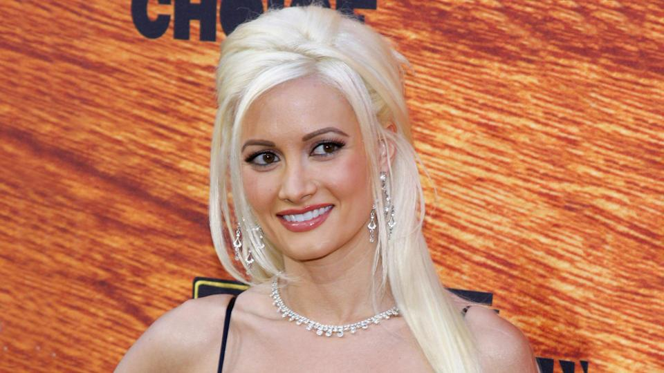 Holly Madison at the Spike TV's 2nd Annual