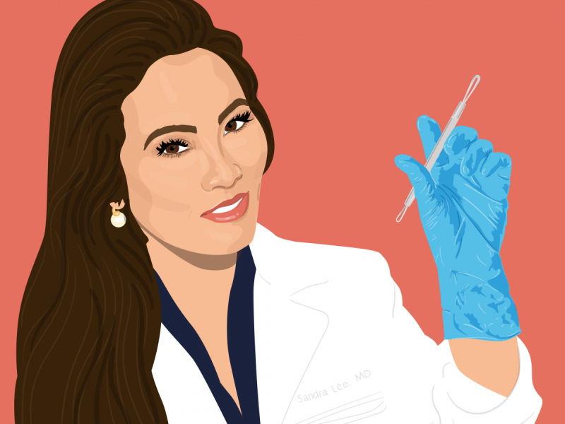 Dr  Pimple Popper Is Looking For New Zits To Pop — & There's Cash
