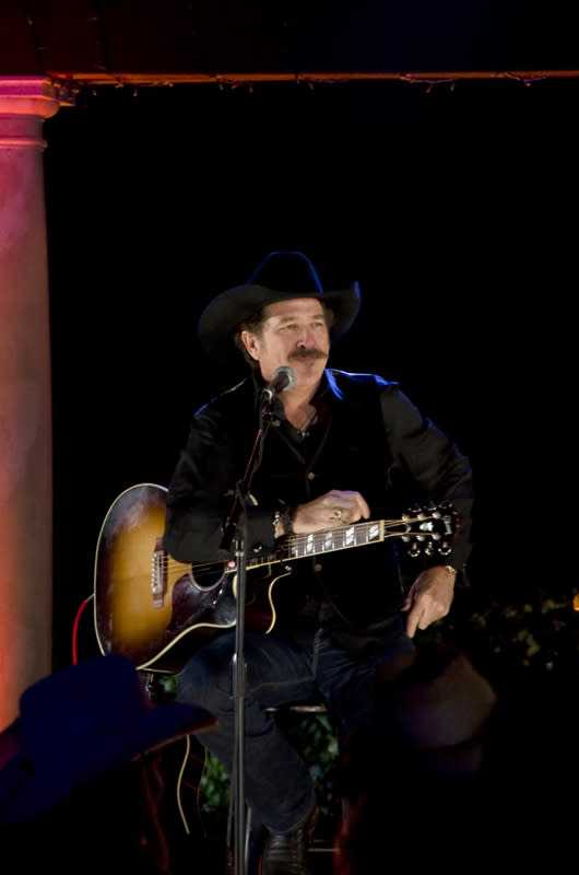 Kix Brooks Mount Palomar Winery Temecula, CA  Photo by Brian Baggett