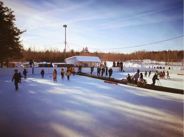 Submitted by Nordin Outdoor Rink