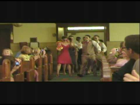 "<p>After the ""JK Wedding Dance"" video went viral, brides everywhere were inspired to turn their ceremonies into entertainment, with flash mob-style dances down the aisle. </p><p><a href=""https://www.youtube.com/watch?v=4-94JhLEiN0"" rel=""nofollow noopener"" target=""_blank"" data-ylk=""slk:See the original post on Youtube"" class=""link rapid-noclick-resp"">See the original post on Youtube</a></p>"