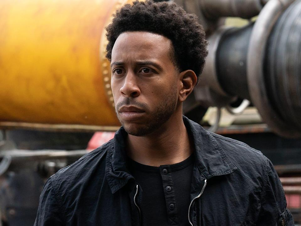 """Ludacris as Tej Parker in """"Fast and Furious 9."""""""