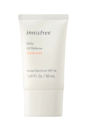 """<p><strong>innisfree</strong></p><p>sephora.com</p><p><strong>$15.00</strong></p><p><a href=""""https://go.redirectingat.com?id=74968X1596630&url=https%3A%2F%2Fwww.sephora.com%2Fproduct%2Finnisfree-daily-uv-defense-sunscreen-spf-36-P456392&sref=https%3A%2F%2Fwww.cosmopolitan.com%2Fstyle-beauty%2Fbeauty%2Fg36108928%2Fbest-korean-sunscreens%2F"""" rel=""""nofollow noopener"""" target=""""_blank"""" data-ylk=""""slk:Shop Now"""" class=""""link rapid-noclick-resp"""">Shop Now</a></p><p>I get it: Traditional sunscreens can feel super tight or heavy on your skin (especially during hot, humid-ass months). That's where this lightweight Korean SPF comes into play—it <strong>protects your skin from harmful UV rays without leaving behind a greasy residue</strong>, thanks to <a href=""""https://www.cosmopolitan.com/style-beauty/beauty/a32071257/how-to-calm-inflamed-red-skin-face/"""" rel=""""nofollow noopener"""" target=""""_blank"""" data-ylk=""""slk:soothing"""" class=""""link rapid-noclick-resp"""">soothing</a> and hydrating ingredients like green tea, cica, and sunflower seed oil. </p>"""